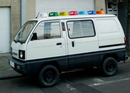 Mobilotoop taxi-van