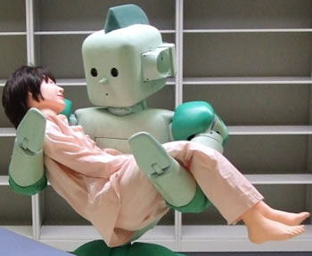 Ri-Man-robot
